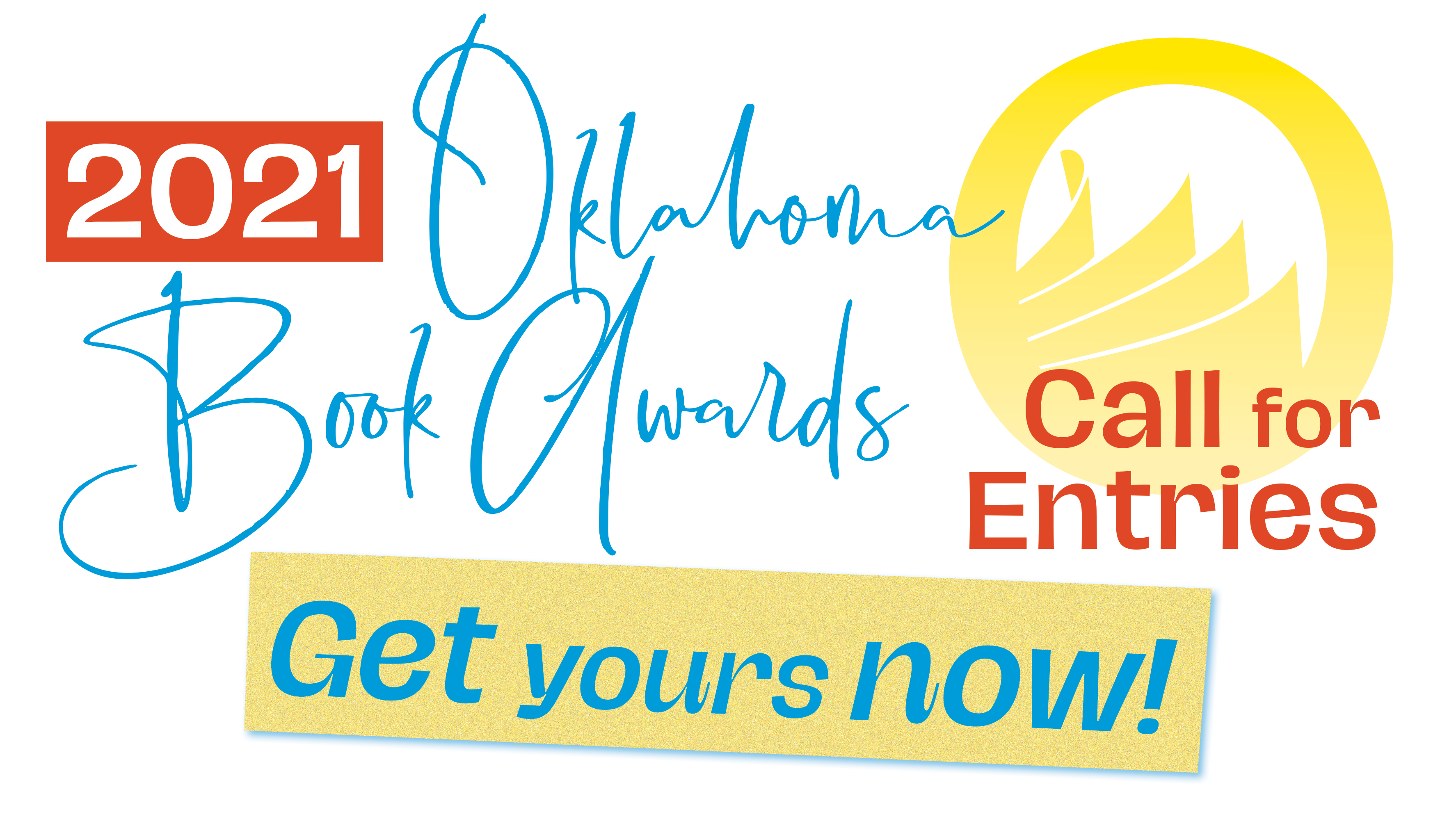 Open the 2021 Oklahoma Book Awards Call for Entries