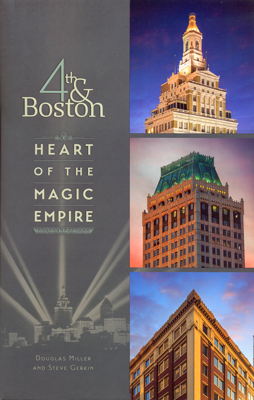 4th & Boston: Heart of the Magic Empire bookcover