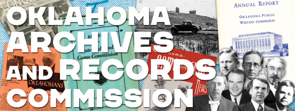 Oklahoma Archives and Records Commission