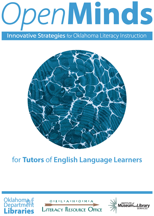 Manual for Tutors of English Language Learners