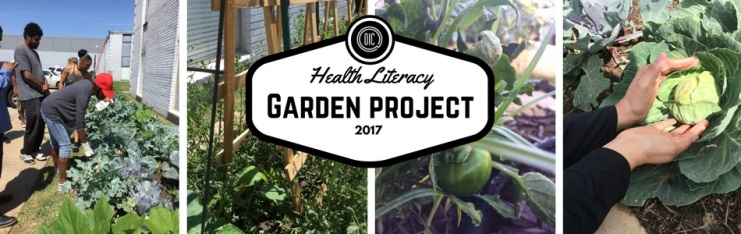 Health Literacy Garden Project by OIC