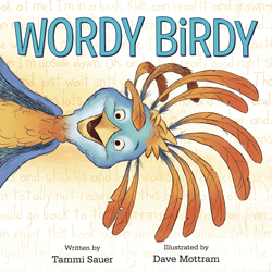 Children's Book, Wordy Birdy