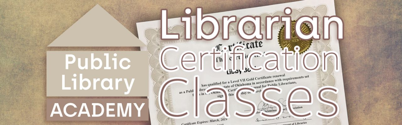 Public Library Academy classes now enrolling