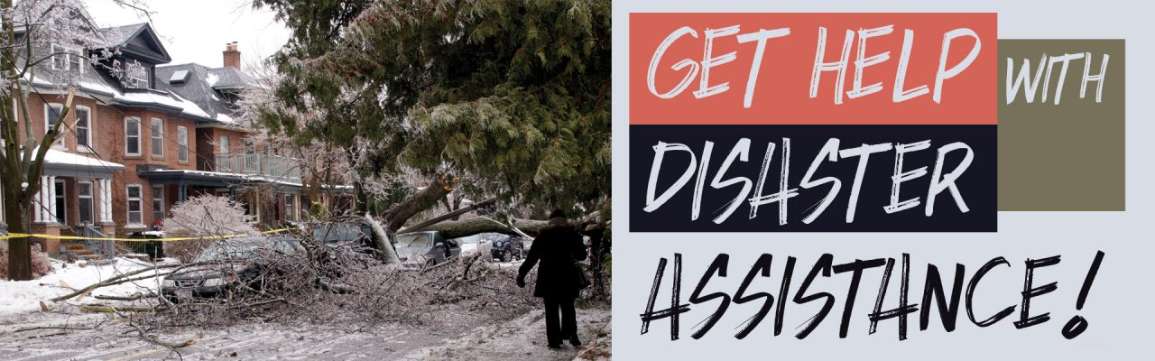 Disaster Assistance - Get Help