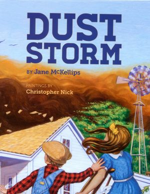 Dust Storm bookcover
