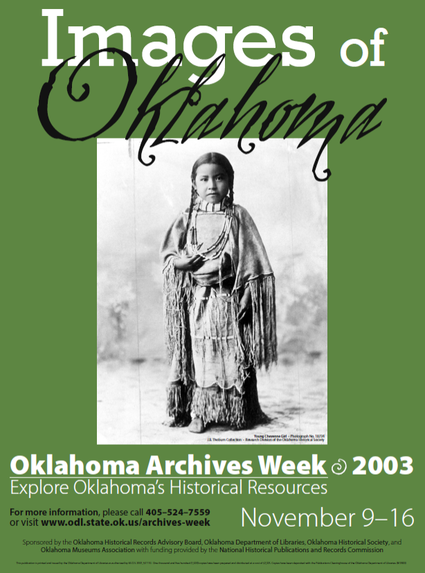 Images of Oklahoma 2003