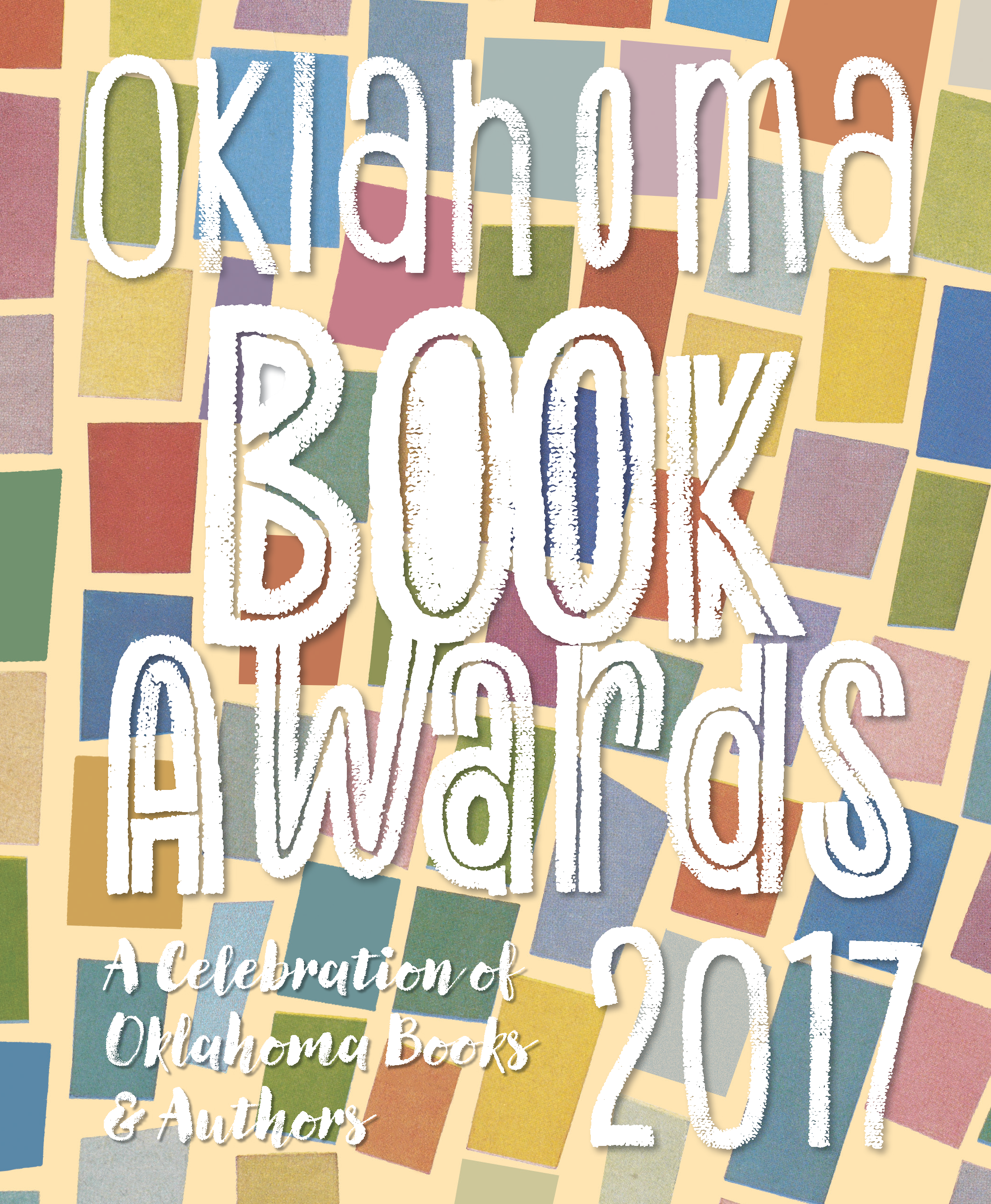 program for the 2017 OK Book Awards