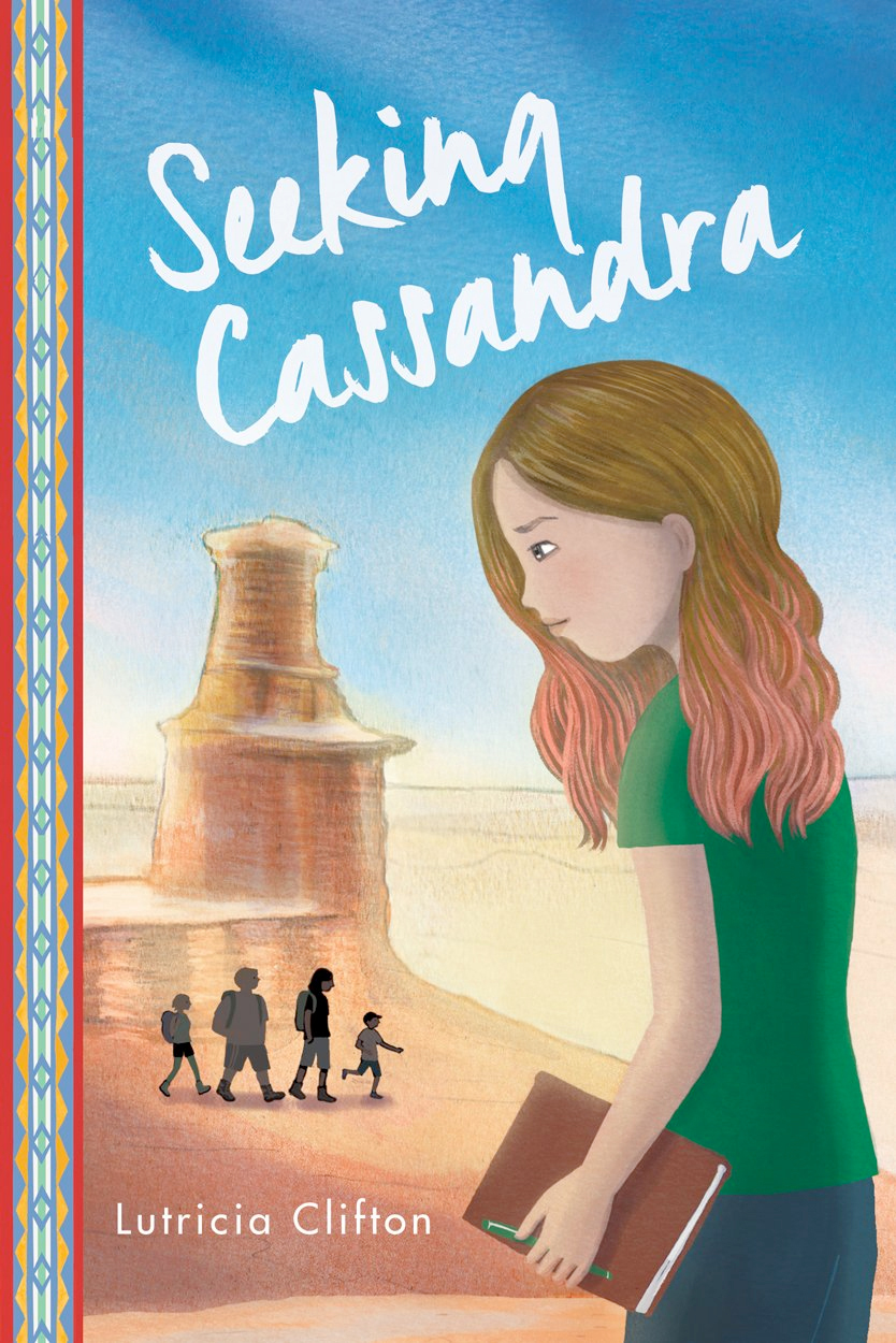 Seeking Cassandra bookcover
