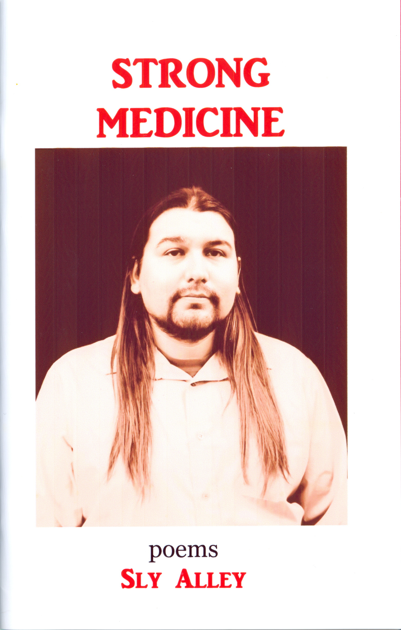 Strong Medicine bookcover