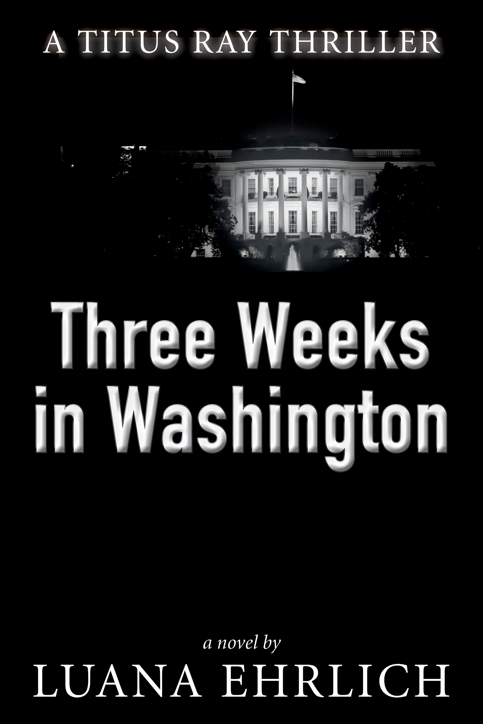 Three Weeks in Washington bookcover